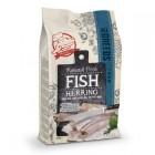 YAMI NATURAL FRESH FISH ADULT HERRING 12 KG