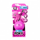 COOCKOO KATTENSPEELGOED FOXY MAGIC BALL ROSE