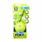 COOCKOO KATTENSPEELGOED FOXY MAGIC BALL LIMOEN