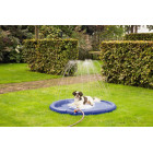 SPRINKLER MAT STAY COOL BLAUW