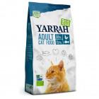 YARRAH CAT BIOLOGISCHE BROKJES KIP EN VIS  10 KG